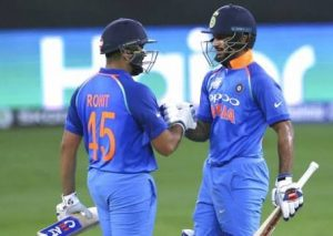 Asia cup 2018 Ind vs Pak: Rohit and Dhawan hit centuries by India, India beat Pakistan by 9 wickets