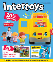 Intertoys: Folder| Amsterdam| Speelgoed| Lego